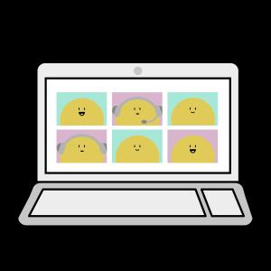 Zoom - Digital platform Inuka cartoon