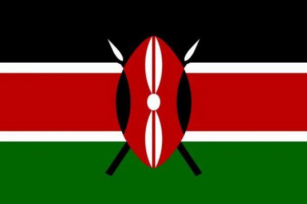 vlag kenia - mentale hulp in kenia