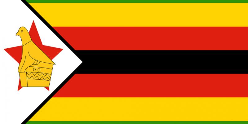 zimbabwe flag - mental help in zimbabwe